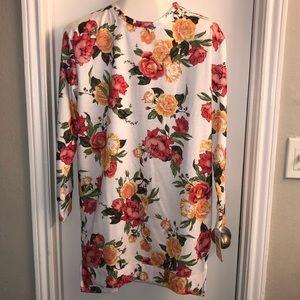 Flower Sweater Dress!!!
